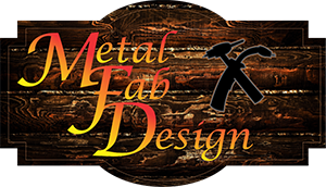 logo metal fab design